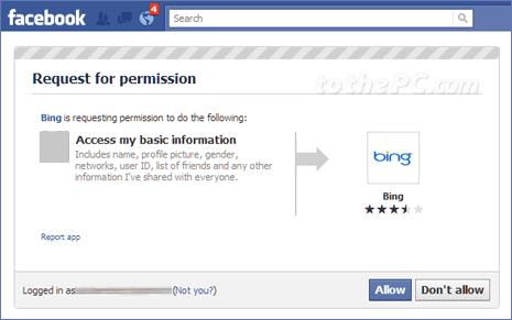 bing-facebook-permission
