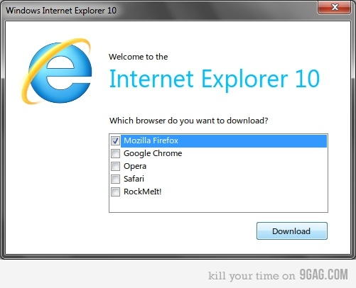 internet explorer lol captures exemples aperçu