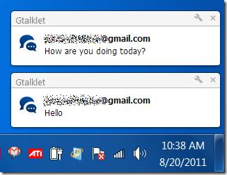 Gtalklet-desktop-notifications