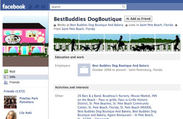 exemples profils fb