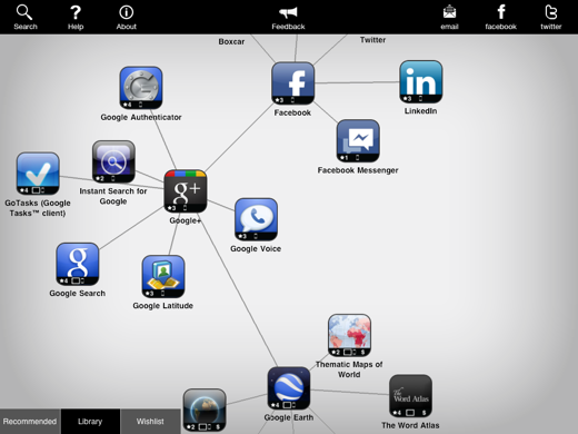 discovr apps iphone découvrir nouvelles applications themes