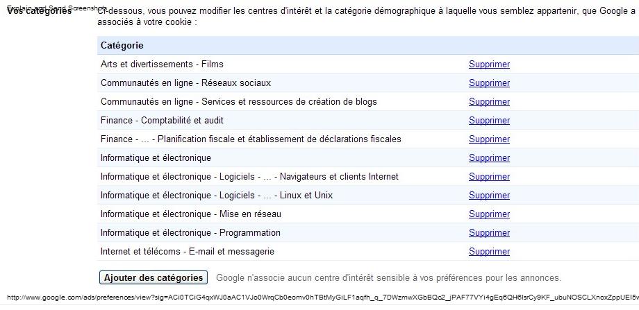 google+ vie privée gestilon confidentialité