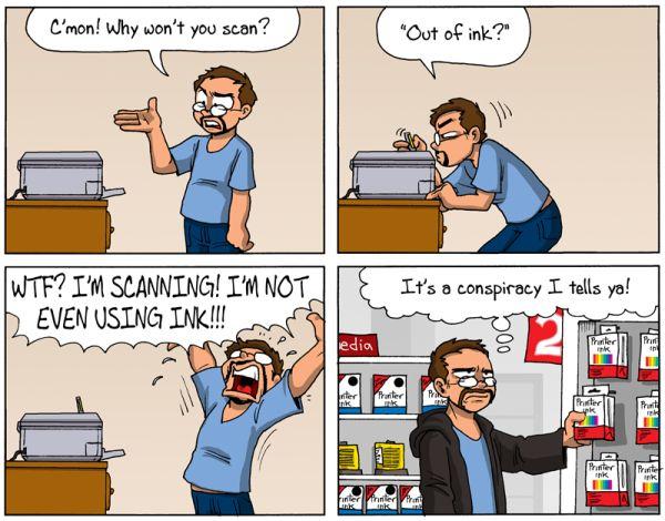 humour vendeur encres scanner syacartoonist