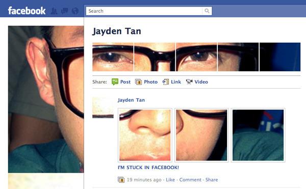 beau profil facebook