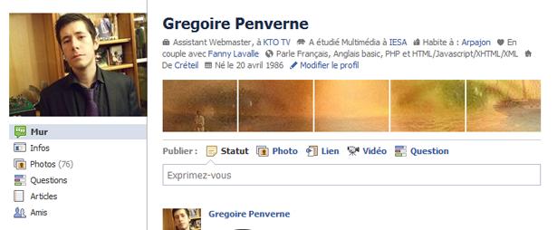 profil fb gpenverne