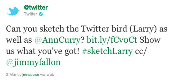 comment s'appelle l'oiseau twitter