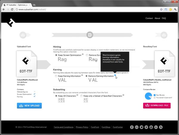 optimisation chargement webfonts