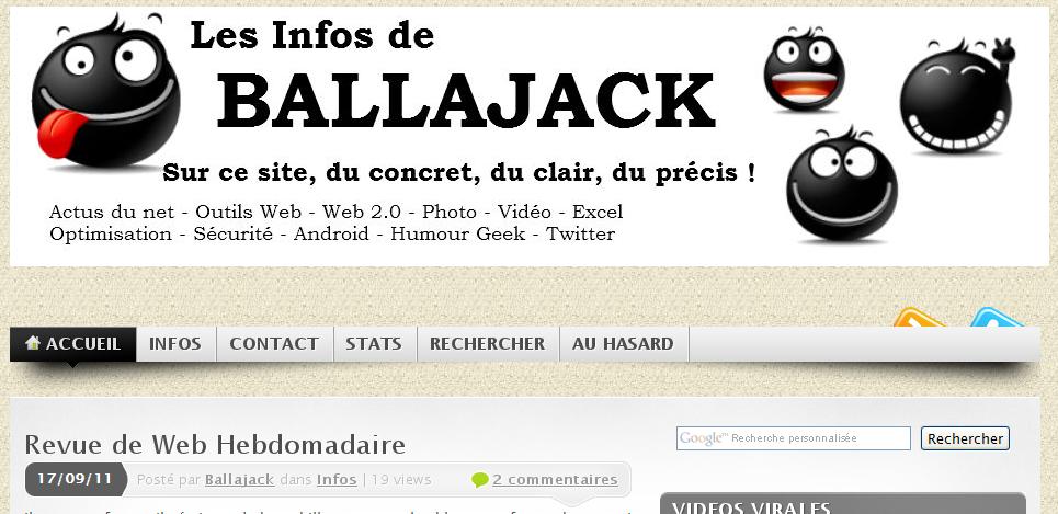 ballajack blog geek