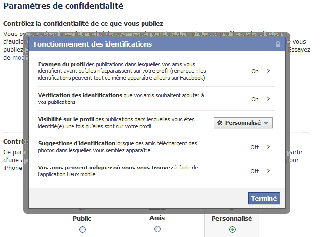 facebook tagg photo control validation
