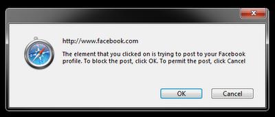 Facebook - Une extension pour vous protéger du LikeJacking