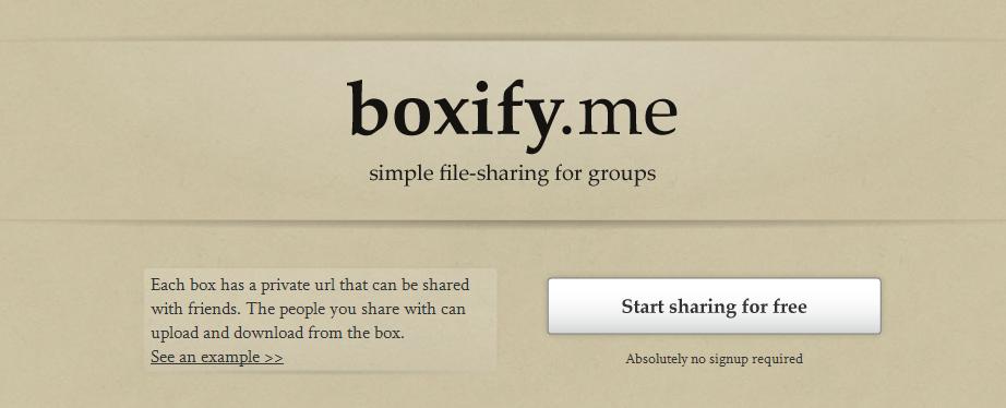 noxify me stockage fichiers partage gratuit en ligne