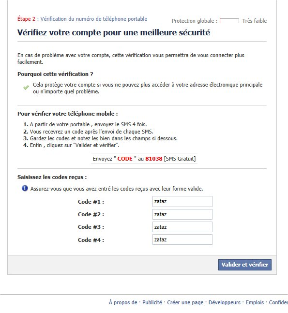 Nouvelle arnaque-phishing Facebook