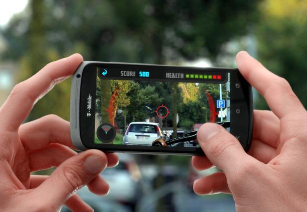 Réalité augmentée devenez avenger grâce votre mobile