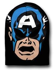 Les casquettes super héros