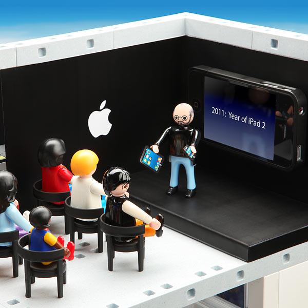 Apple Store version playmobile