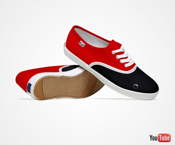 Des chaussures sociales aux couleurs vos sites préférés