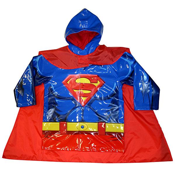 Des imper super héros pour protéger vos enfants pluie