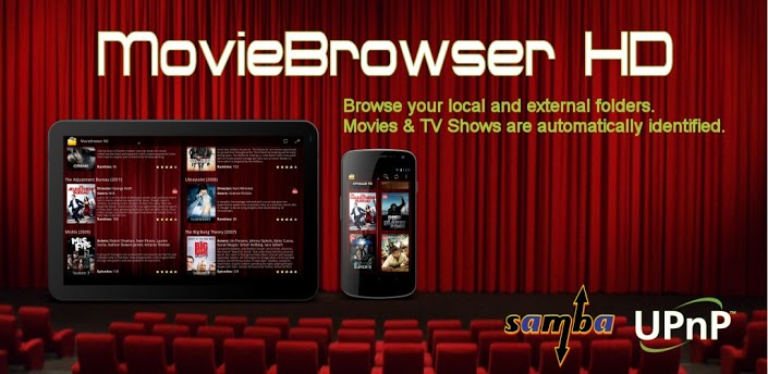 Jouer films upnp sur freebox - android