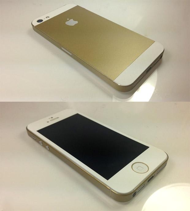Un sticker pour convertir votre iphone5 en iphone5S
