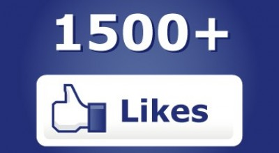 1500 fans sur page Geekndev!