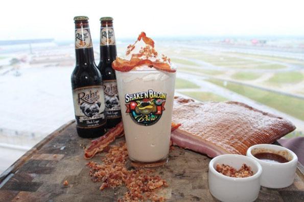 Shake 'N Bacon Brew: Le milkshake à la bière et au bacon