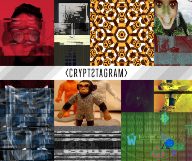 Crypstagram - Cryptez vos messages dans une image