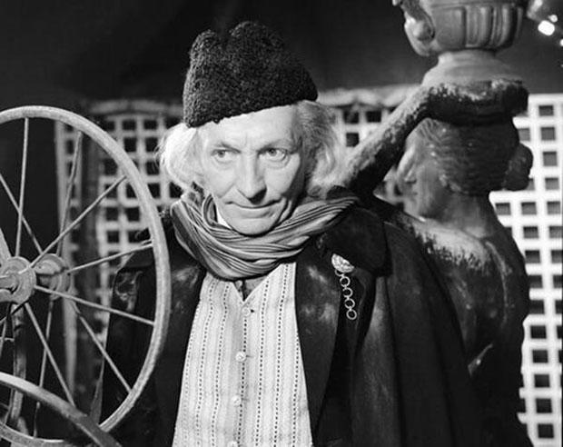 106 épisodes manquants de Doctor Who retrouvés en Ethiopie