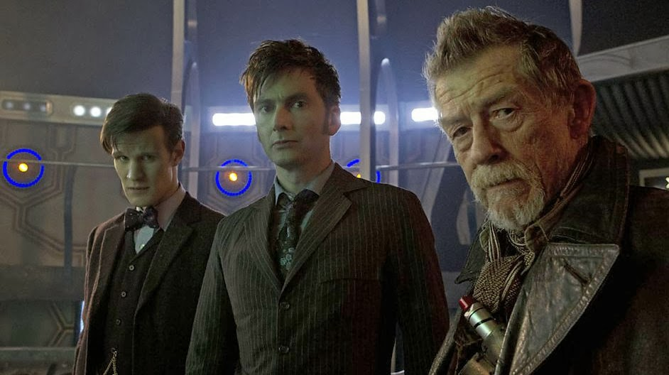 Le 23 novembre, Doctor Who sera sur France4