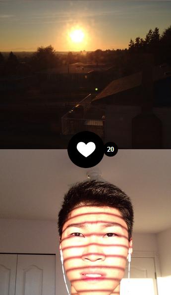 frontbackMe - L'appli iphone pour prendre des photos plus intéressantes