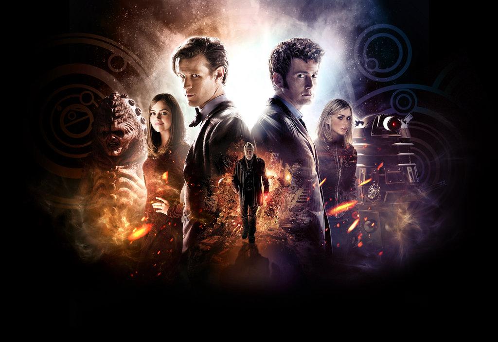 France4: le détail de la soirée Doctor Who du 23 novembre