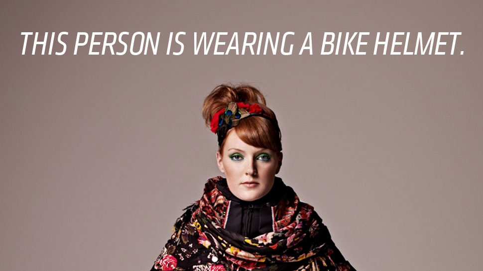 Safe&Swag: le casque de vélo invisible