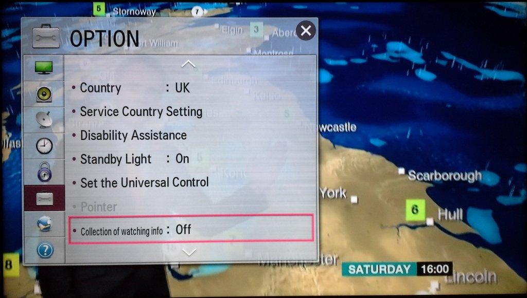 LG Smart TV: Un spyware dans votre salon?