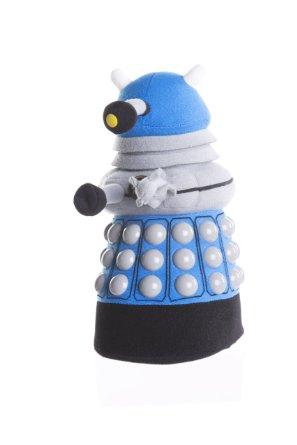Doctor who: 1 dalek et 1 Adipose en peluche