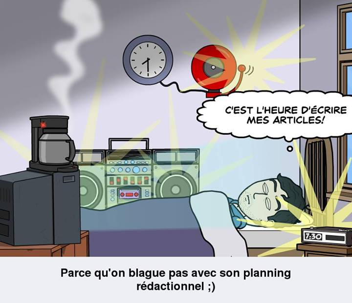 Bitstrips: ta vie illustrée sur Facebook