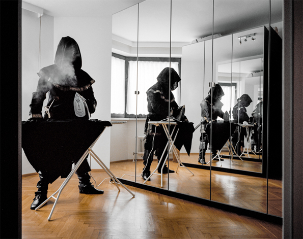 Klaus Pichler: Quand les cosplayers restent chez eux