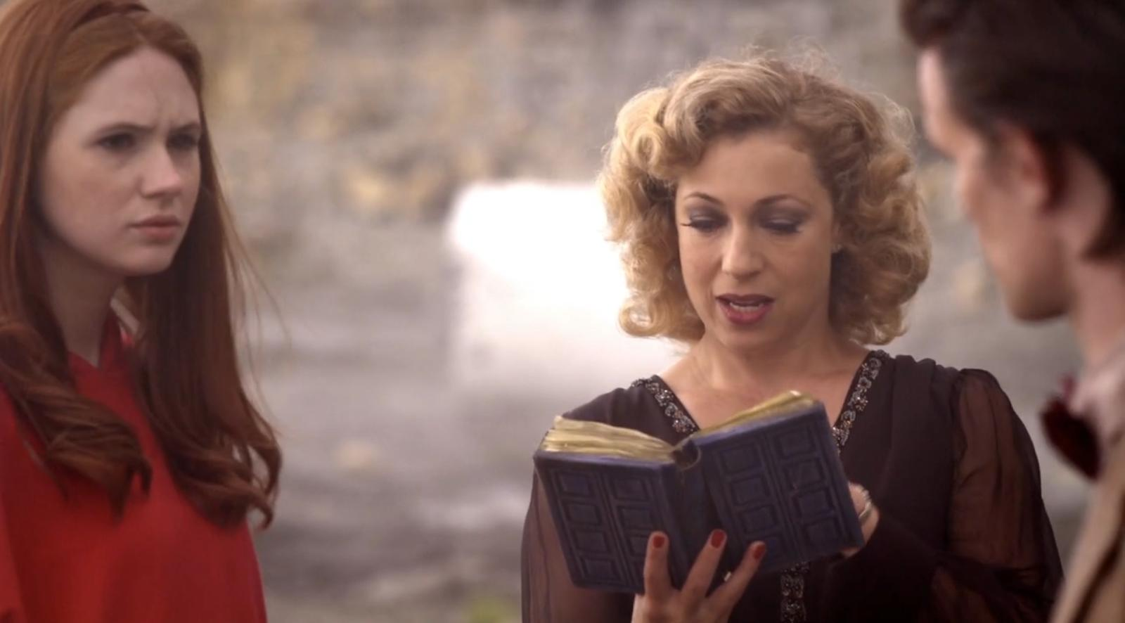 Doctor Who: Le véritable carnet de River Song dispo sur amazon