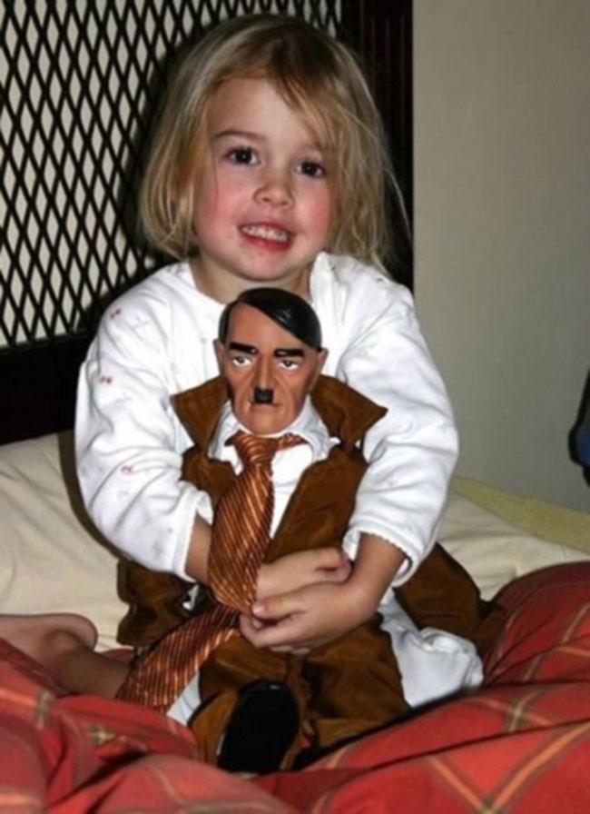 10 jouets pour terrifier votre enfant