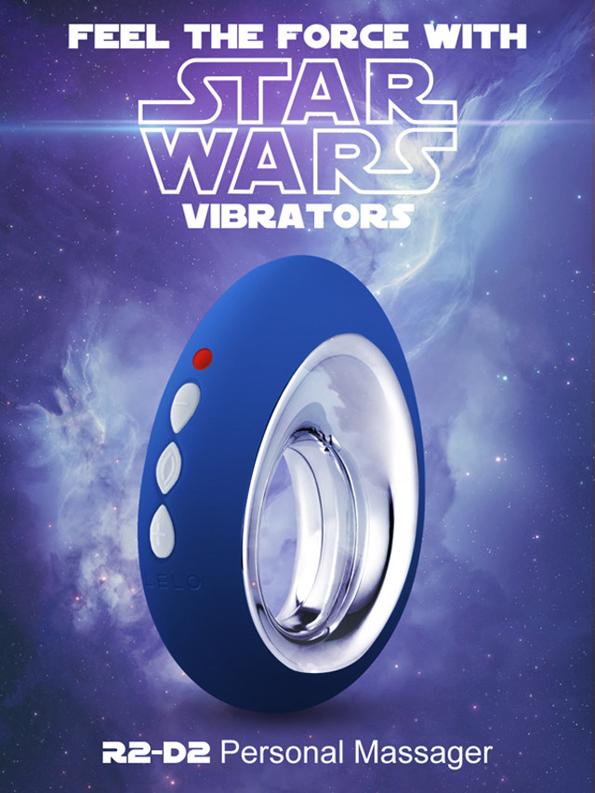 Des sex toys Star Wars?