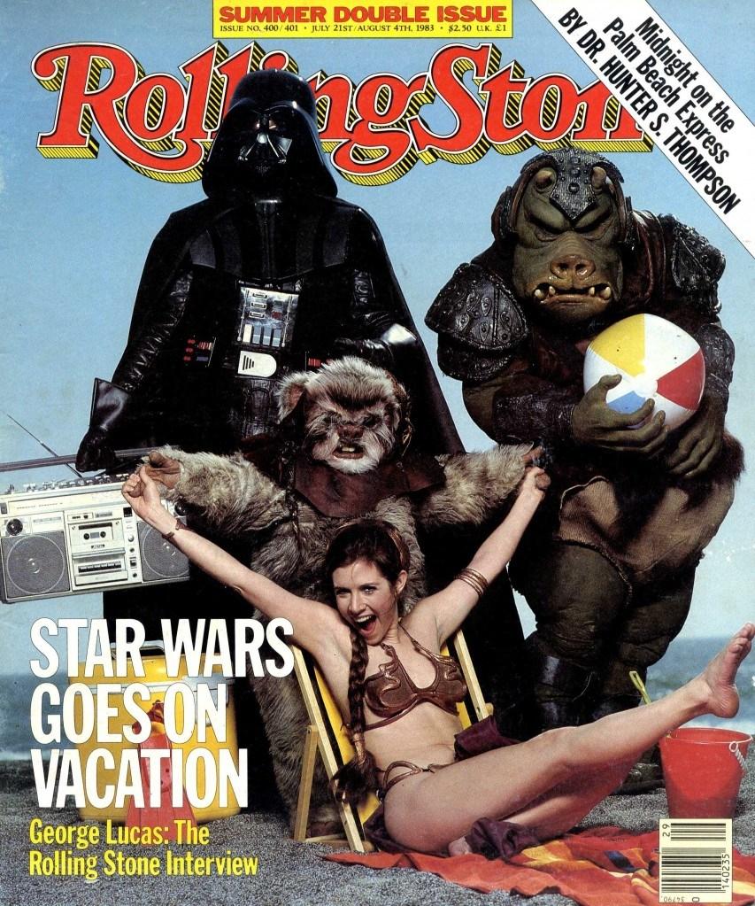 Imagine: Star Wars à la plage