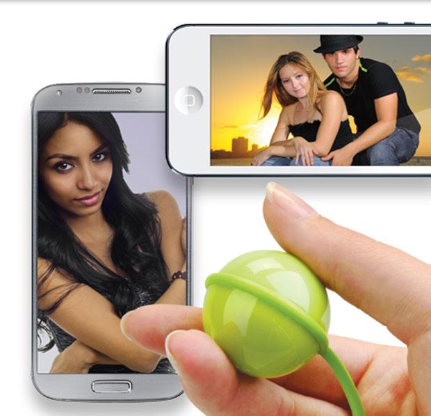 ShutterBall: L'outil bluetooth ultime pour les selfies