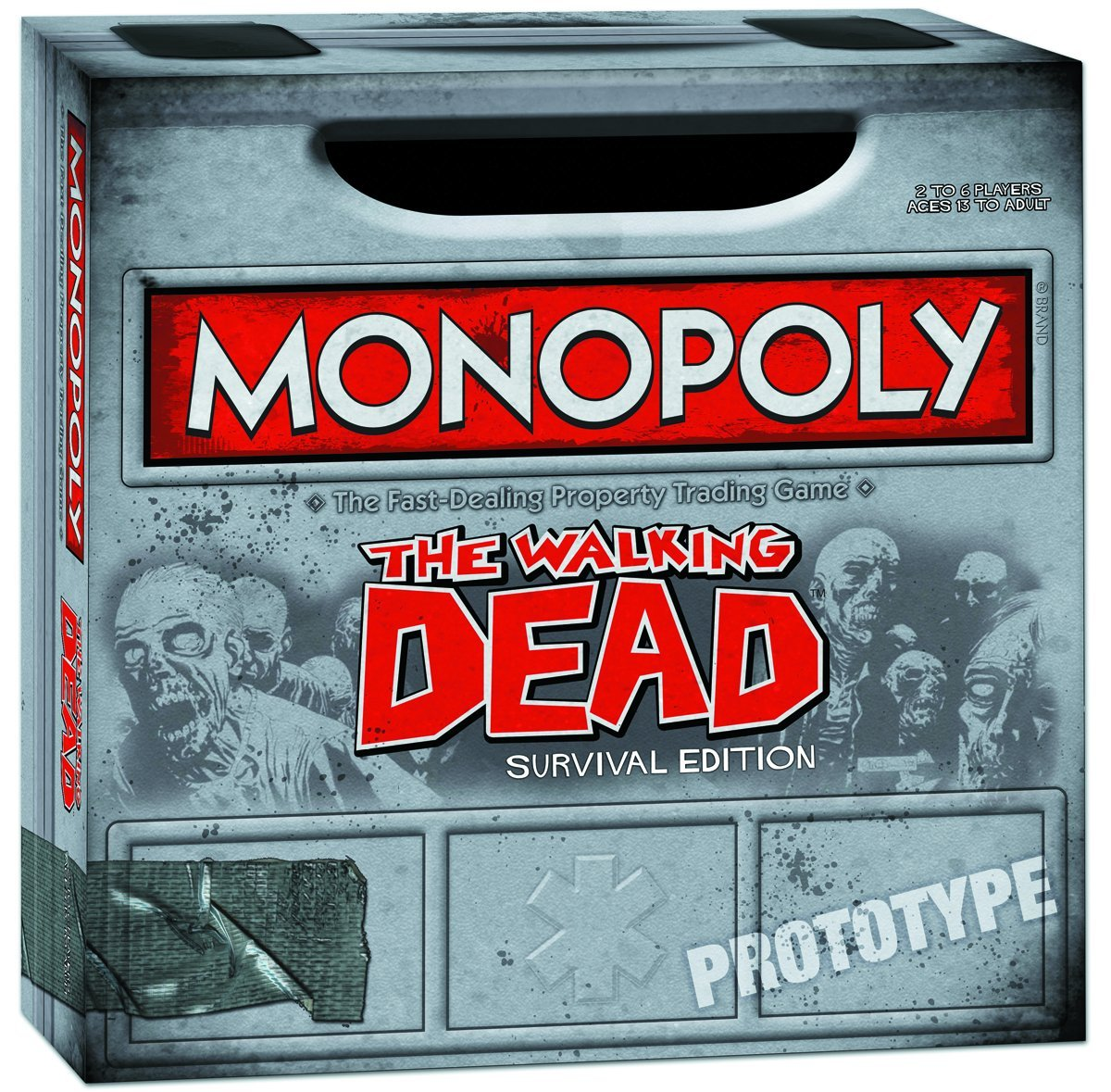 Le monopoly The Walking Dead