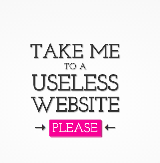 theuselessweb site internet inutile marrant gkdv geek geekndev