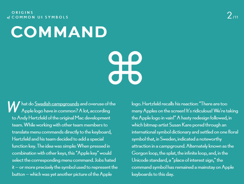 bouton command mac origines gkdv geekndev geek