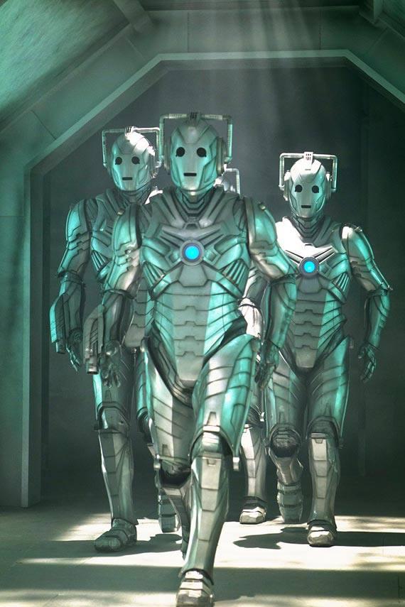 cybermen doctor who episode special 2013 geekndev gkdv